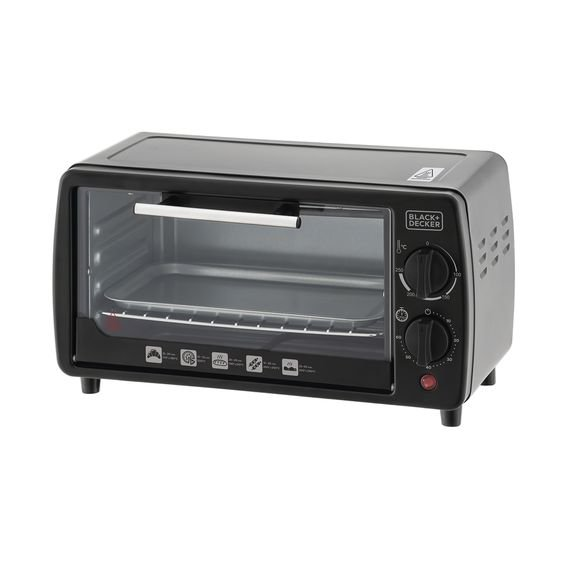 Forno Eletrico 9 Litros FT9 220V - Black + Decker