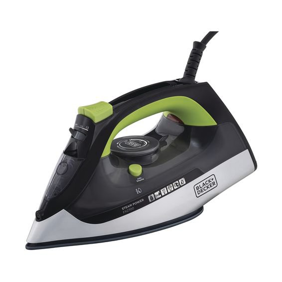 Ferro a vapor Stream Power 280 ml 1200W 127V - Black&Decker