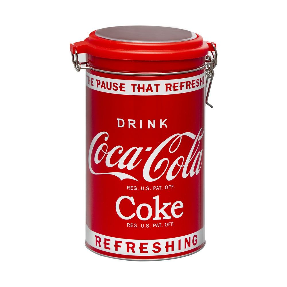 Lata Coke Classic View 11 CM