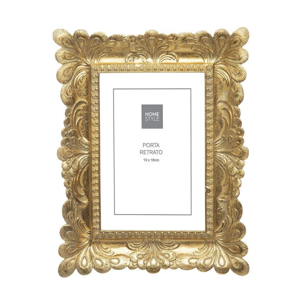 Porta Retrato Voyager Jammer 18 x 13 CM - Home Style