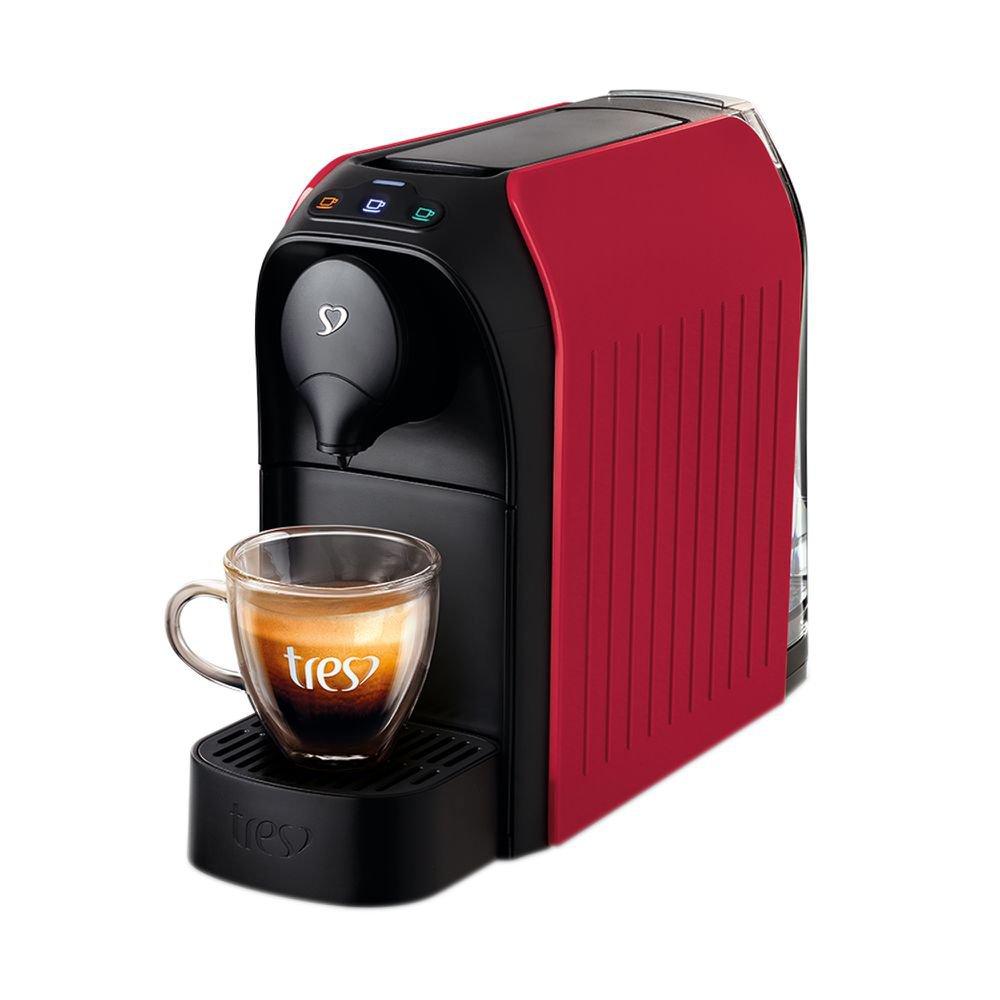 Cafeteira Espresso Passione TRES 220V   TRES Corações
