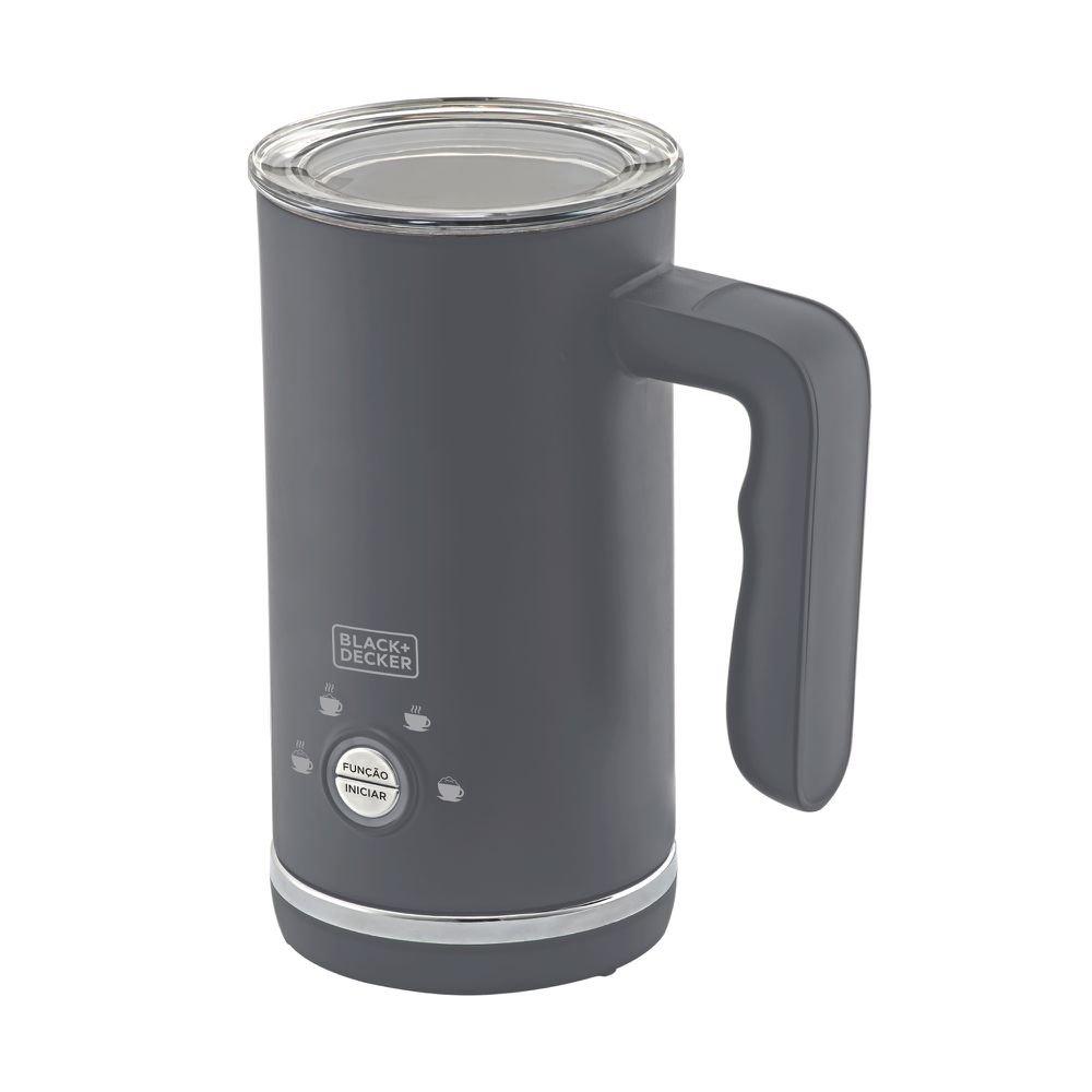 Espumador de leite Gourmand Gris EL500-B2 600W 127V - Black&Decker